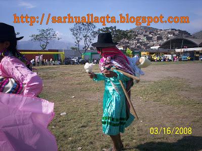 Raccaya - Canaria en Qory Charango 2008