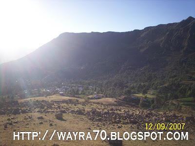 Pomabamba, Cangallo, Ayacucho, Perú