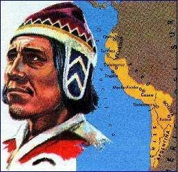 Tahuantinsuyo: Cuatro suyos o puntos cardinales