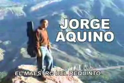 JORGE AQUINO – CARAMPA / ALCAMENCA /  VÍCTOR FAJARDO. Videos, reseñas, letras de canciones, etc.