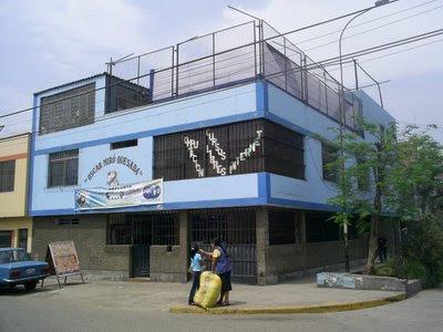 FACHADA EXTERNA DE NUESTRA INSTITUCIÓN