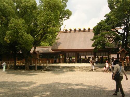 My Kimono diary in Nagoya: Katana polishing ceremony
