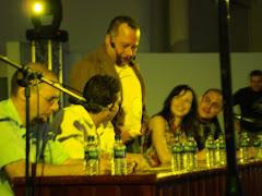 Más de Avalncha 2008 con Humberto (Homero)
