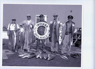 Jerry esten 39 s big adventure memories of santa monica for Redondo sport fishing