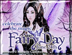 Fairy Day 24 Juni