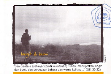 "Post Card ""Langit & Bumi"" (50 ex ... U$ 100)"