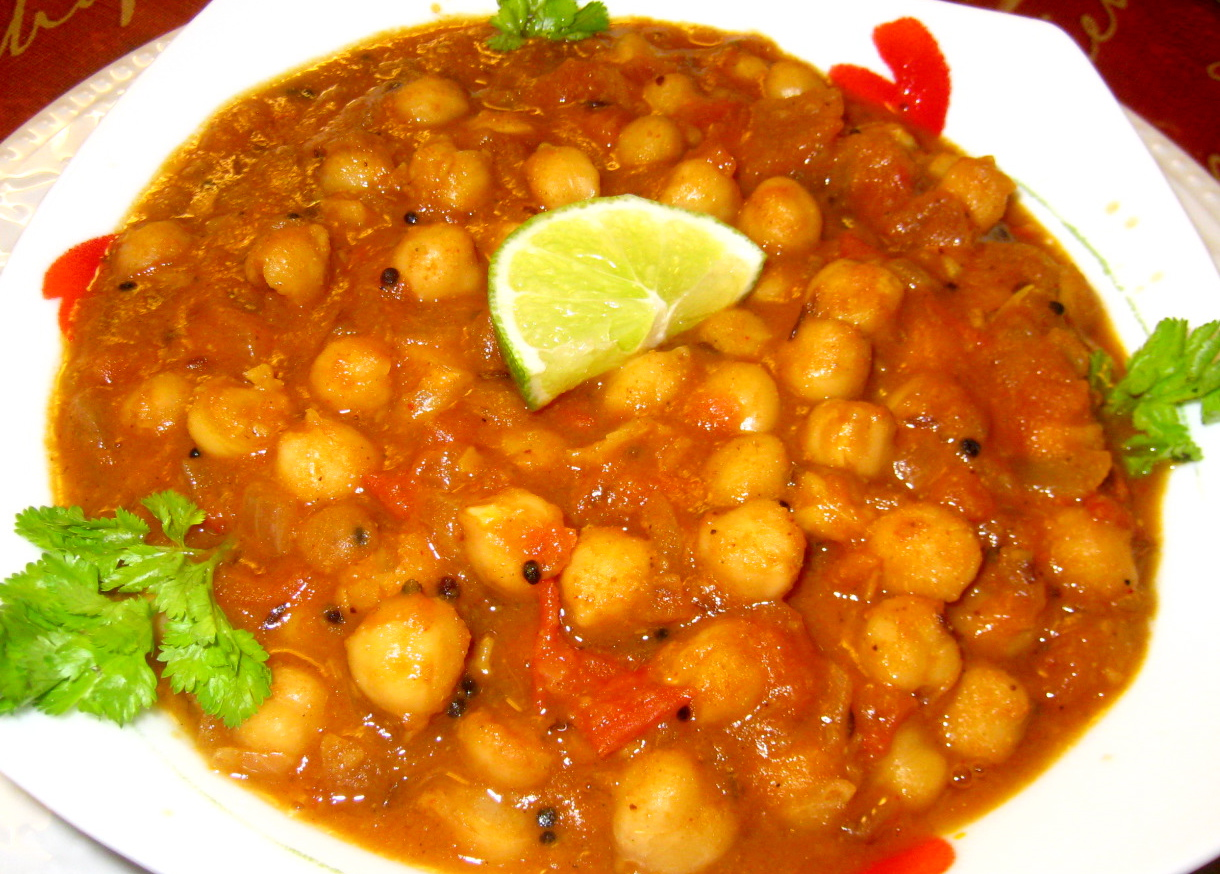 Sunitha's Kitchen: Channa Masala (Chole)