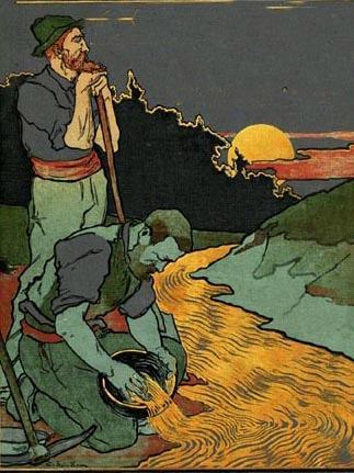 klondike gold rush miners. dresses Klondike Gold Rush