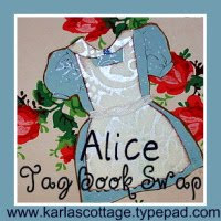 Alice Tag Book Swap