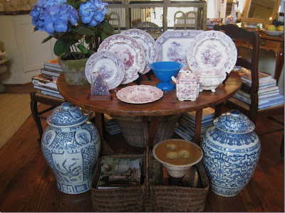 New French Chinoiserie and Cote de Texas Classic
