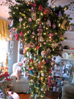 Chinoiserie Chic My Christmas Decorating The Upside Down Tree