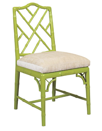 The Chinese Chippendale Chair