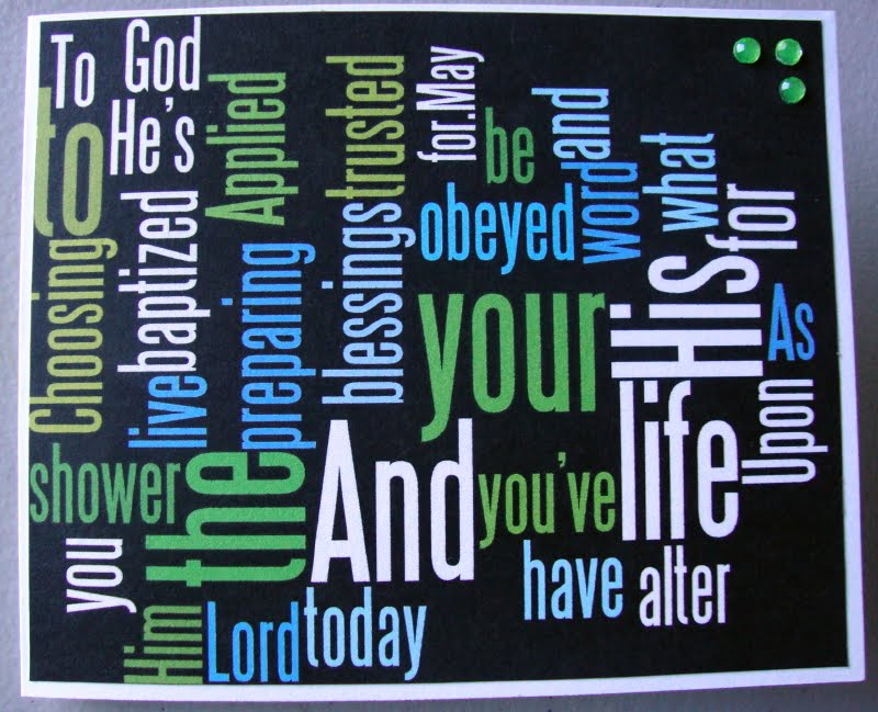 baptism+wordle+front ... along with all the other Housewives crap I will never buy.