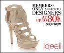 ideeli members-only designer sales