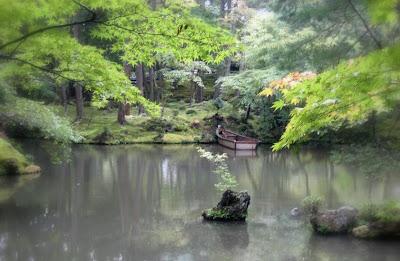 Saihoji el jard n del coraz n el jard n japon s for Que significa estanque