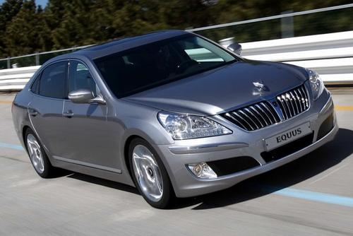 hyundai equus luxury cars futuristic cars future. Black Bedroom Furniture Sets. Home Design Ideas