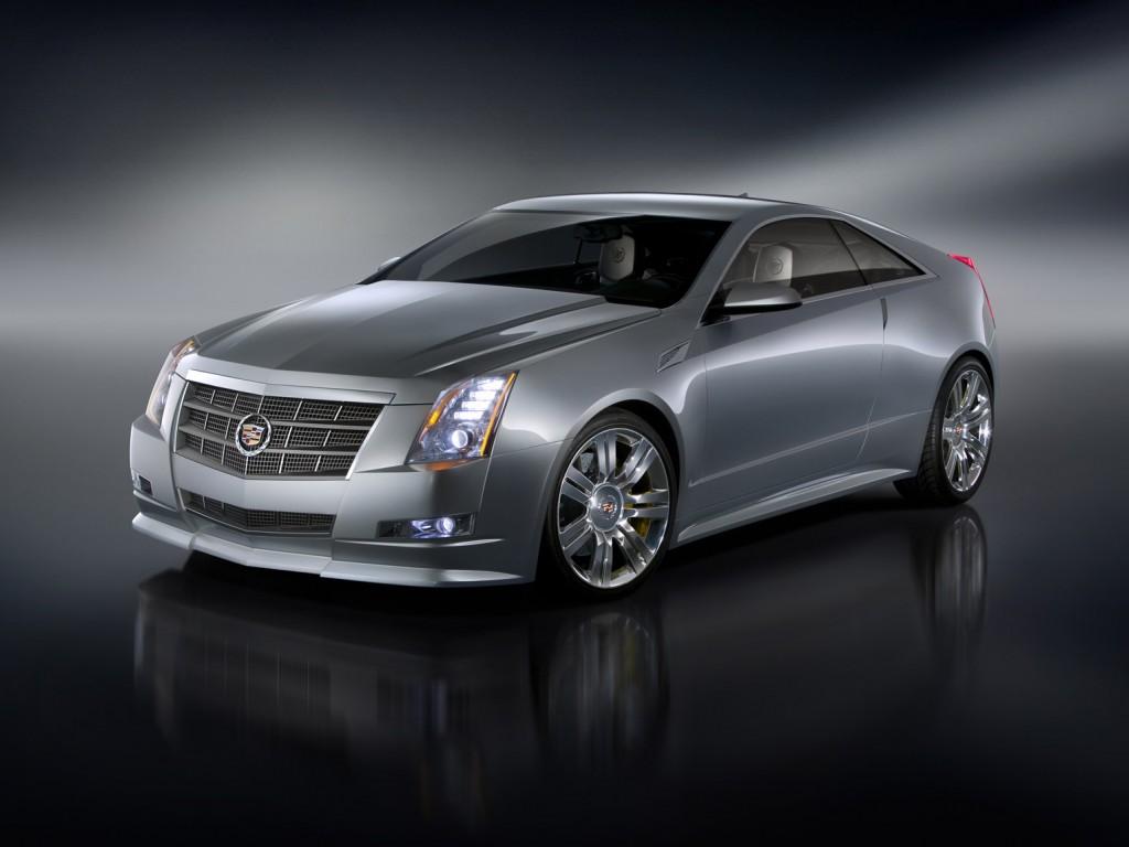 cadillac cts coupe luxury sport cars futuristic cars future. Black Bedroom Furniture Sets. Home Design Ideas