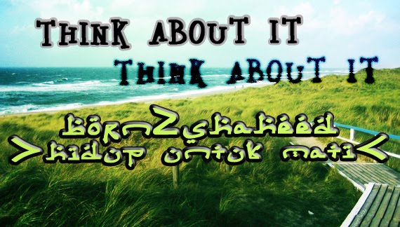 _Think About It_