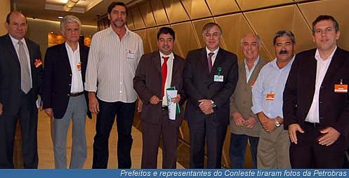 Conleste presssiona a Petrobras para abrir discutir o Comperj