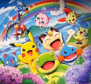 Pokemon Savaşları Oyunu