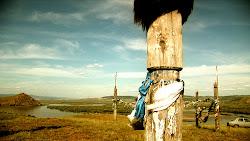 Monumentul mongol de la Ulan-Ude