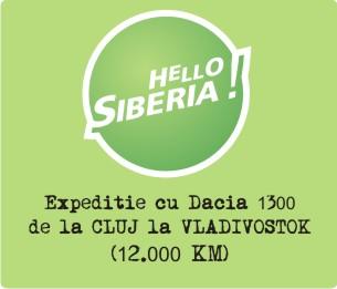 Traversează Siberia cu un click!