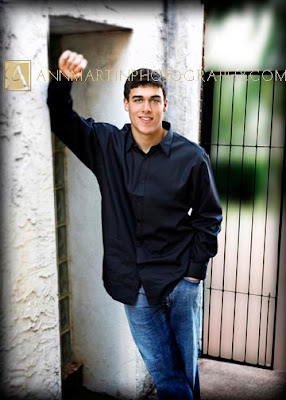 Dallas senior picture of Plano East football player