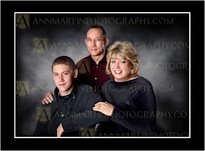 Plano family picture or portrait pose example