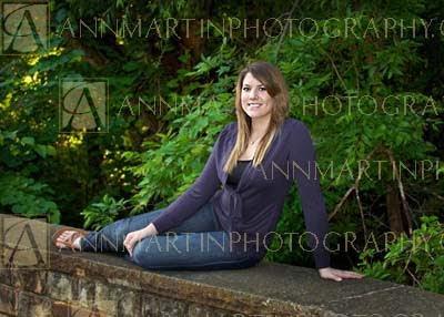 beautiful outdoor photo of Dallas Texas area senior who is Plano West Senior girl