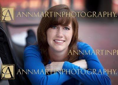 Dallas senior picture creative closeup example of girl