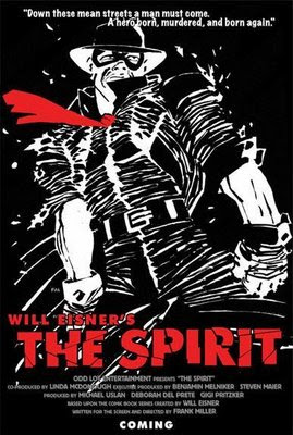 Poster The Spirit Cómic