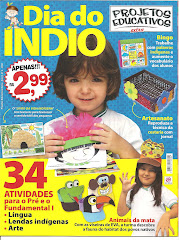 Revista dia do Índio- março 2010