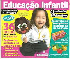 Revista Atividades Educativas- Educação Infantil- julho e agosto 2010