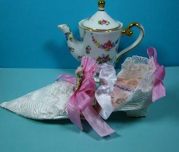 ~ Paper Shoe swap ~