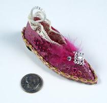 Marie Antoinette's Slipper