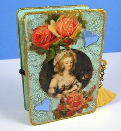 "2""x 3"" Formica tile mini book"