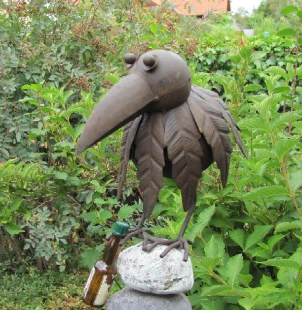 Garten-anders: Vögel im Garten: Wie man Vögel dauerhaft im Garten ...