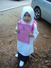 Amyra Nur Aisya - 7 tahun