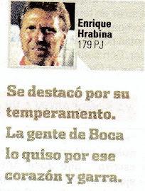 EL QUIQUE HRABINA !