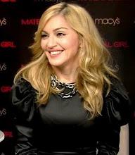 Madonna fala sobre a grife MATERIAL GIRL