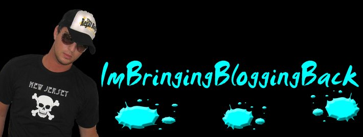 ImBringingBloggingBack