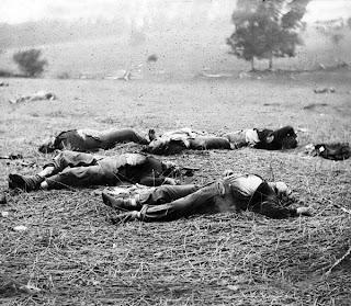 tragedy of war