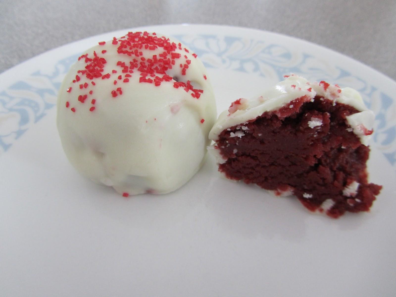 ~My Recipe Book~: Red Velvet Cake Balls