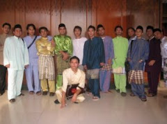 Gambar Kenangan Mahasiswa Sabah UM 2008