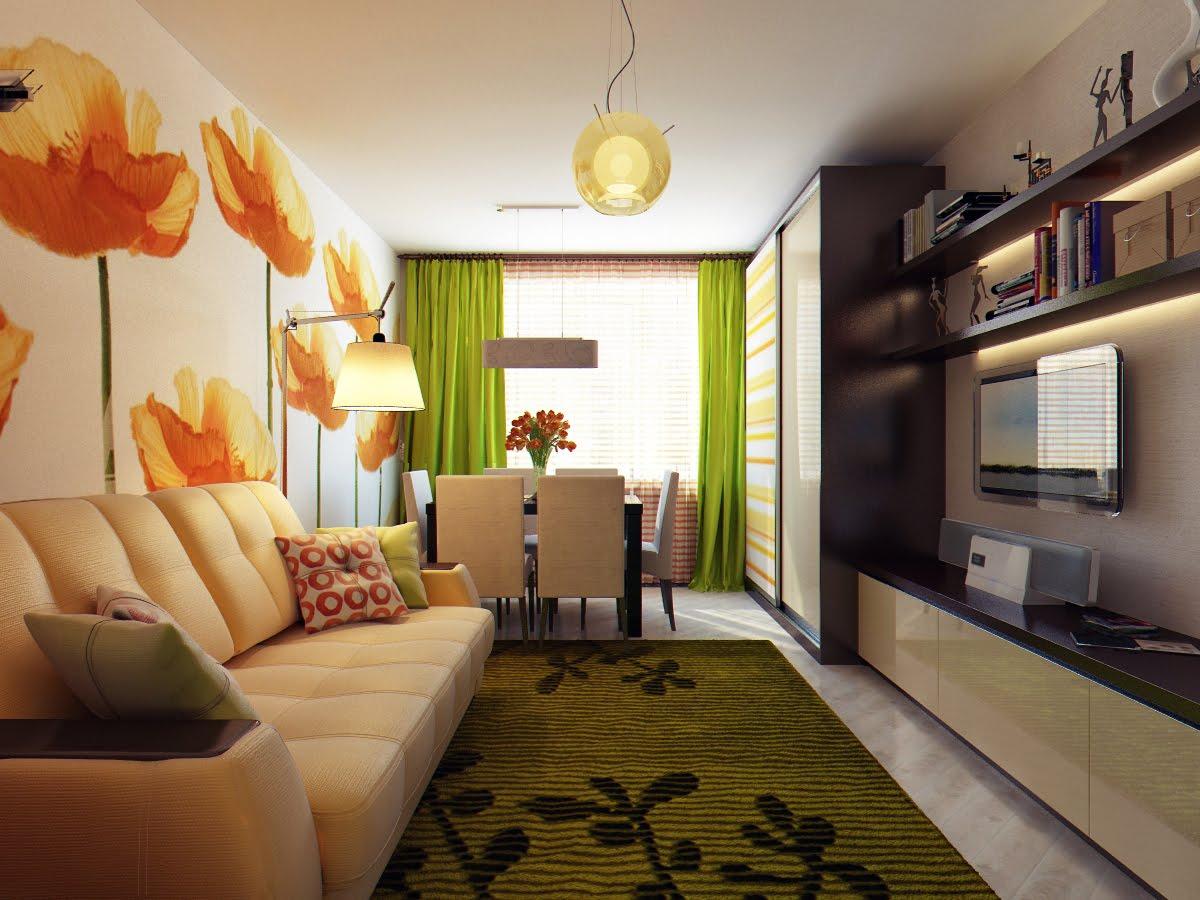 Брежневка 2 комнатная дизайн