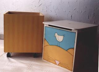 Accesorios - Cajones guarda juguetes ...