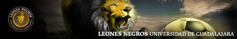 LEONES NEGROS Universidad de Guadalajara