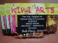Kiwi Arts Web Page