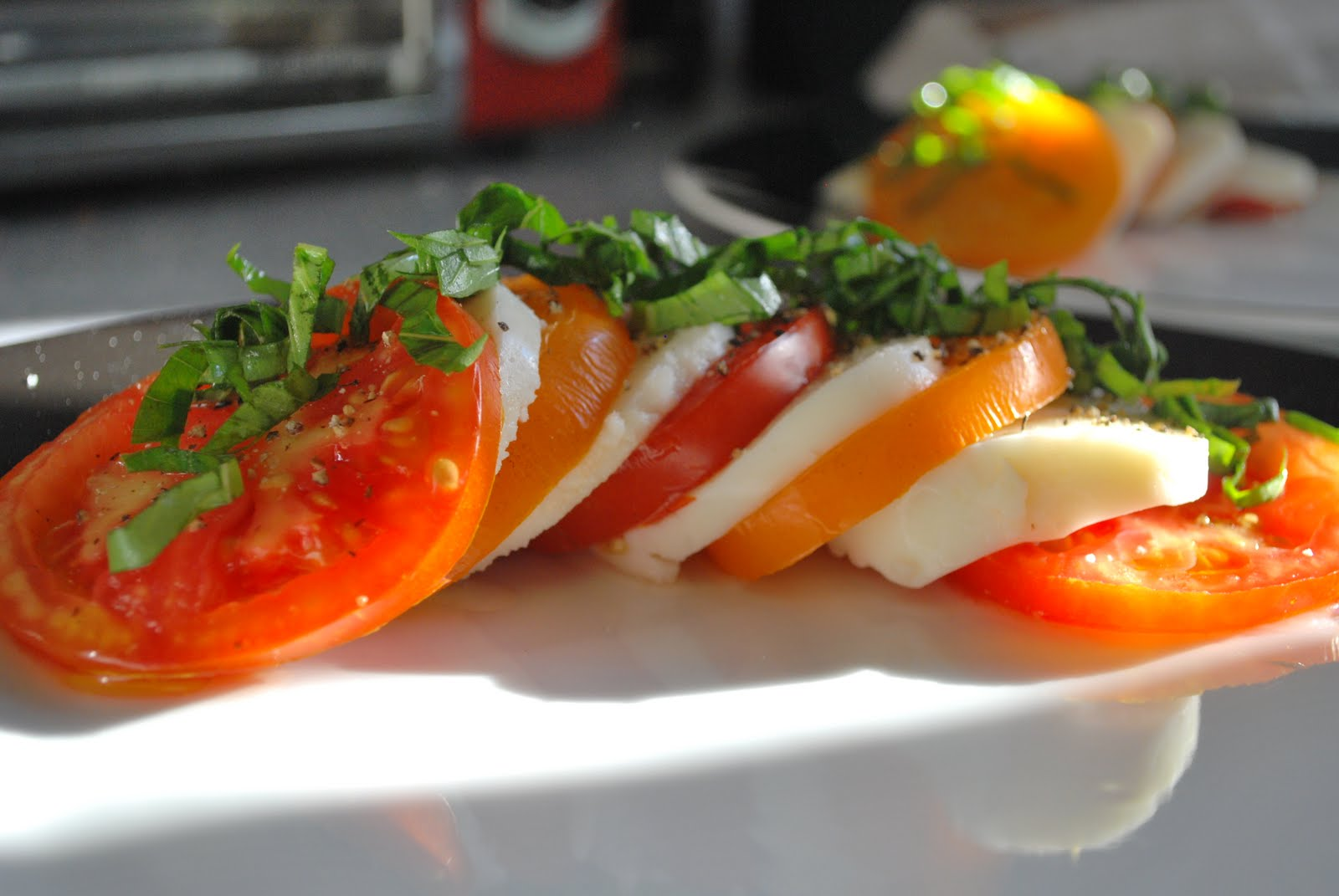 caprese salad caprese skewers caprese salad eggplant caprese caprese ...