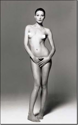 Carla Bruni Sarkozy's Naked Photo